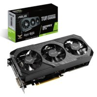 ASUS nVidia GeForce GTX 1660 6Gb TUF3-GTX1660-A6G-GAMING