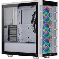 Corsair iCUE 465X RGB White CC-9011189-WW