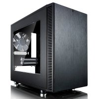 Fractal Design Define Nano S Black Window FD-CA-DEF-NANO-S-BK-W