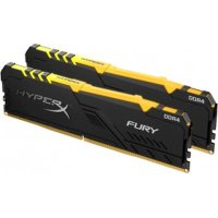 Kingston HyperX FURY RGB 16GB Kit 2x8Gb HX426C16FB3AK2-16